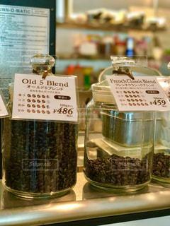 コーヒー豆の写真・画像素材[250921]