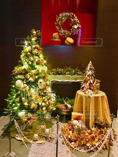 クリスマスツリーの写真・画像素材[264474]