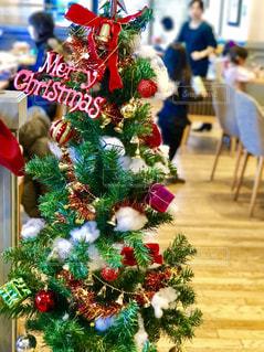 クリスマスツリーの写真・画像素材[279693]