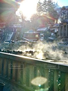 草津温泉の写真・画像素材[298816]