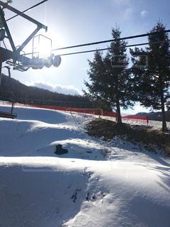 スキー場の写真・画像素材[396663]