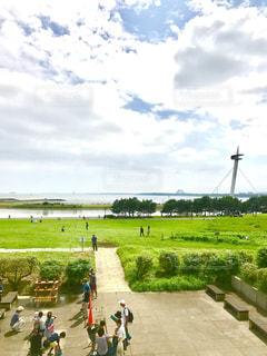 葛西臨海公園の写真・画像素材[673567]