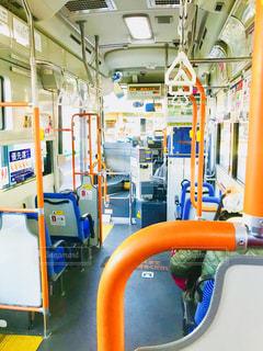 バスの車内から - No.900320