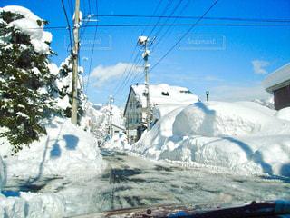 雪国の写真・画像素材[932423]
