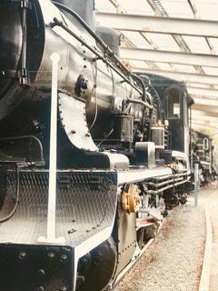 蒸気機関車の写真・画像素材[1050771]