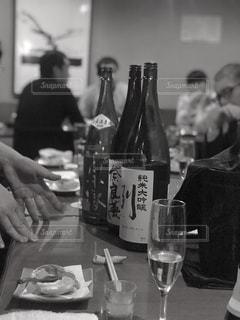 居酒屋で語らいの写真・画像素材[1106990]