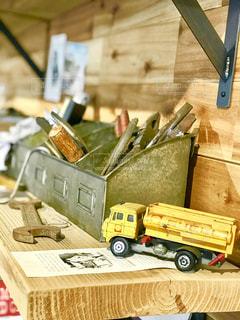工具とミニカー、趣味の世界の写真・画像素材[1179706]