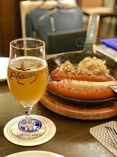 ソーセージとビール - No.1190864