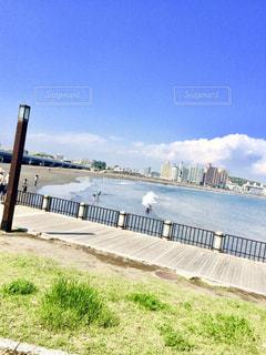 江ノ島の海岸の写真・画像素材[1311756]