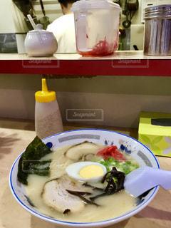 九州といえば、豚骨ラーメンの写真・画像素材[1328795]