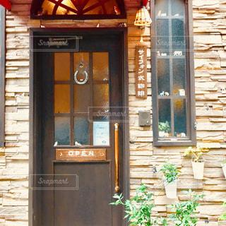ちょっとレトロ調な喫茶店の写真・画像素材[1431990]