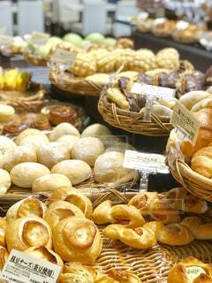 パンがたくさんの写真・画像素材[1442145]