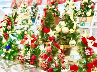 クリスマスツリーの装飾の写真・画像素材[1606243]