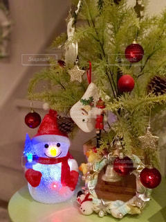 クリスマスの飾り付けの写真・画像素材[1654821]