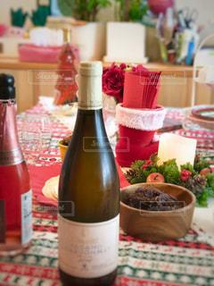 クリスマスに乾杯の写真・画像素材[1680011]