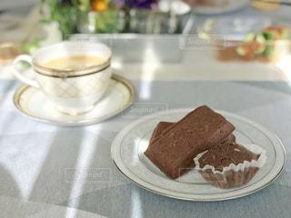 デザートのマドレーヌの写真・画像素材[1755689]