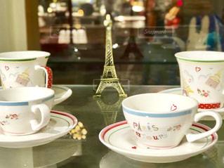 可愛いカップの写真・画像素材[1816575]