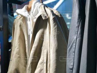 ジャケットとパーカーの写真・画像素材[1844720]