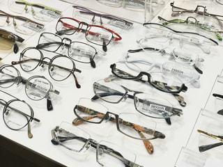 気分一新、メガネを買い換えたいです。の写真・画像素材[2061767]
