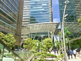 東京ミッドタウンのオフィスビルの写真・画像素材[2144314]