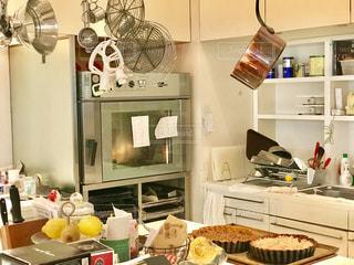 キッチンの風景の写真・画像素材[2306412]