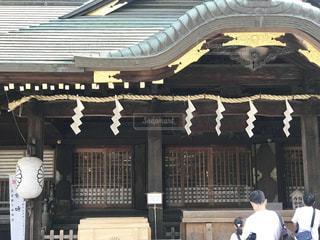神社参拝の写真・画像素材[2353224]