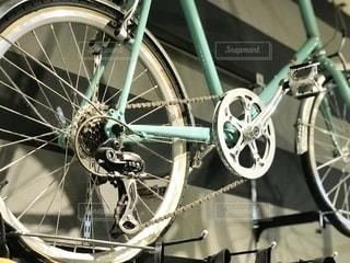 自転車のディスプレイの写真・画像素材[2480033]