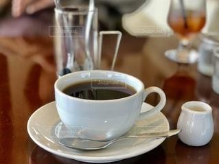 食後のコーヒー。ホッと一息。の写真・画像素材[2514322]