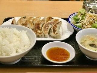 神田の餃子ランチの写真・画像素材[2619068]