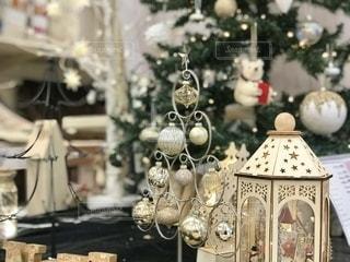 クリスマスツリーの装飾の写真・画像素材[2647825]