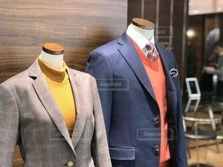 おしゃれなスーツの写真・画像素材[2715264]