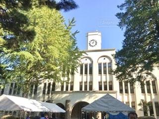 大学の校舎の写真・画像素材[2742551]