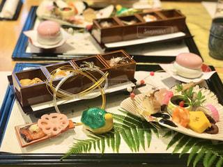 贅沢お雑煮御膳の写真・画像素材[2841150]