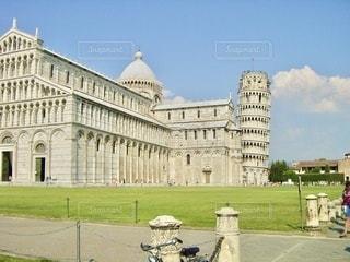 イタリア ピサの斜塔の写真・画像素材[3603036]