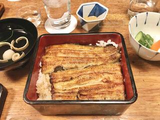 いつか食べた鰻重の写真・画像素材[4125703]