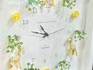時計の文字盤の装飾の写真・画像素材[4307862]