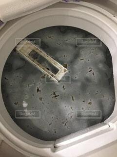 洗濯槽の汚れの写真・画像素材[3856532]