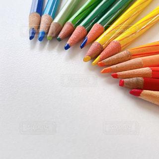 色鉛筆の写真・画像素材[3233121]