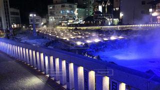 草津温泉の写真・画像素材[3233996]