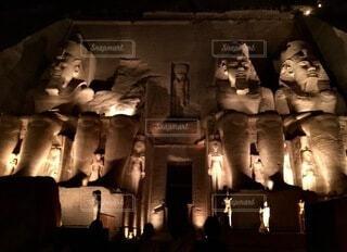 エジプトピラミッドの写真・画像素材[3625891]