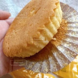 カップケーキの写真・画像素材[3717376]