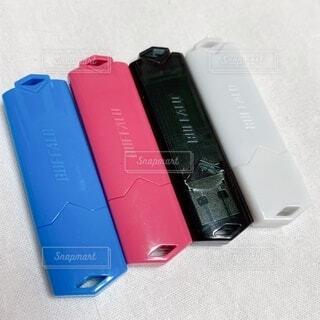 USBメモリーの写真・画像素材[4169202]