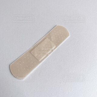 絆創膏の写真・画像素材[4255369]