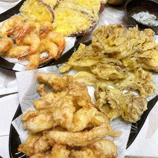天ぷら料理の写真・画像素材[4369616]