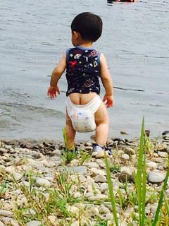 水遊びの写真・画像素材[3072420]