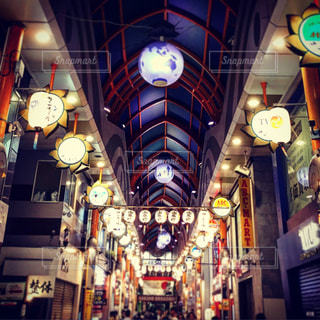 中野サンモール商店街の写真・画像素材[805560]