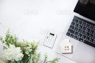在宅、家計、仕事、不動産の写真・画像素材[3098591]