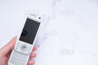 懐かしいスライド携帯の写真・画像素材[3570239]