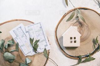 家・不動産・物件・間取り。暮らしや生活・家庭のイメージ。の写真・画像素材[3936336]
