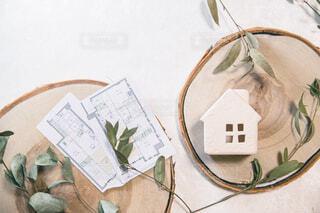 家・不動産・物件・間取り。暮らしや生活・家庭のイメージ。の写真・画像素材[3936338]